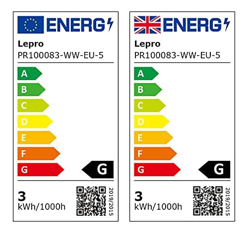 Lepro Bombillas LED