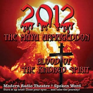 2012 audiobook cover art