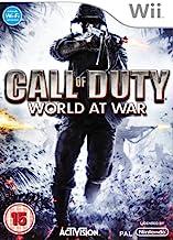 Call of Duty: World at War (Wii) [Edizione: Regno Unito]