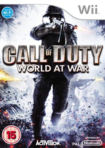 Call of Duty: World at War (Wii) [Importación inglesa]