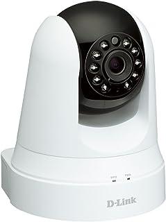 D-link DCS-5020L/E - Cámara de vigilancia en domo WiFi de 0.3 Mp blanco