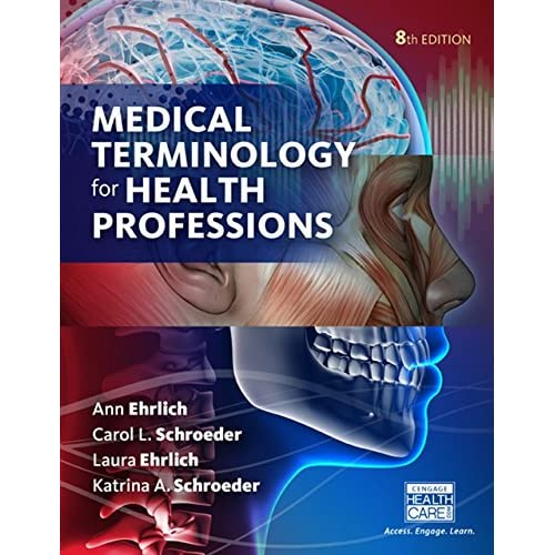 medical terminology for health professions 8th edition book