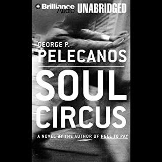 Soul Circus audiobook cover art