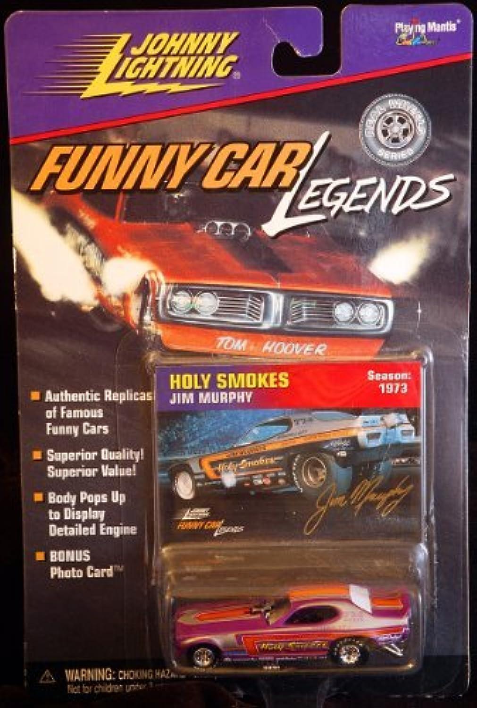servicio de primera clase Johnny Lightning - Funny Funny Funny Coche Legends - Jim Murphy - Holy Smokes- Season  1973 by Johnny Lightning  solo para ti