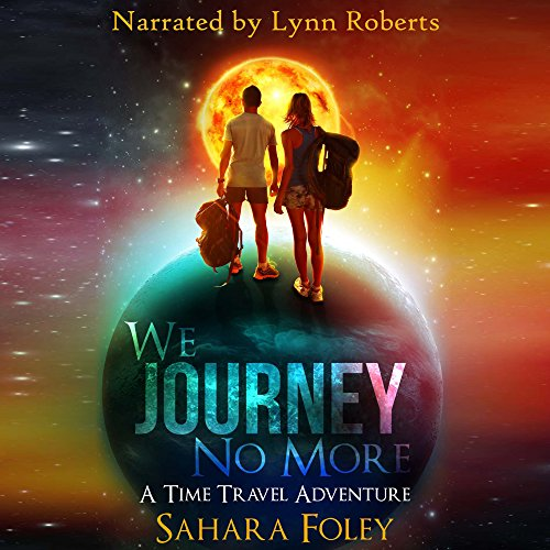 We Journey No More audiobook cover art