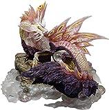 Monster Hunter: Mizutsune Figure Capcom with Original Color Box Figure Builder Model Building Kit Figure PVC Statue