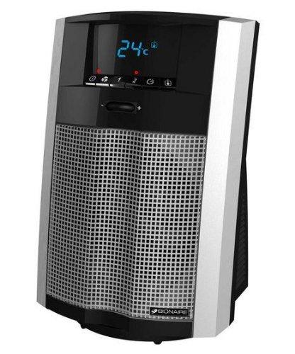 220-240 Volt/ 50 Hz, Bionaire BFH912 Digital Thermostat Fan Heater
