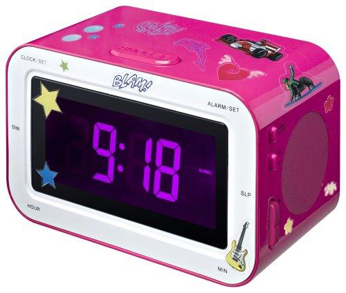 Radiowecker RR30 - Kid rosa