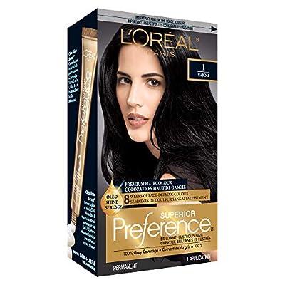 L'Oréal Paris Superior Preference Fade-Defying + Shine Permanent Hair Dye Collection