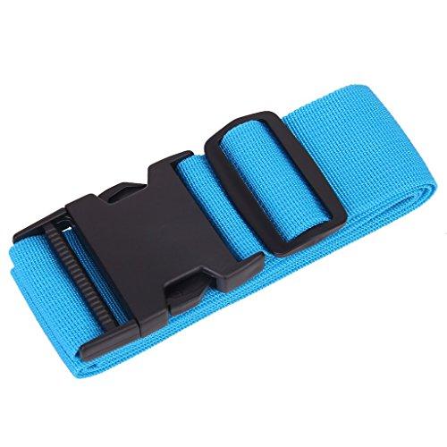 Liroyal Koffer-Sicherheitsgurt, lang, Gepäck-Gürtel , siehe abbildung (Wie abgebildet) - 025660