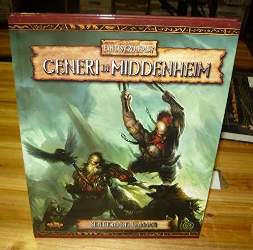 Warhammer Fantasy Roleplay. Ceneri di Middenheim