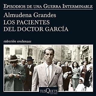 Los pacientes del doctor García audiobook cover art