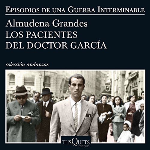 Los pacientes del doctor García audiobook cover art