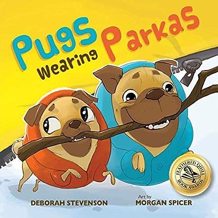 Pugs Wearing Parkas