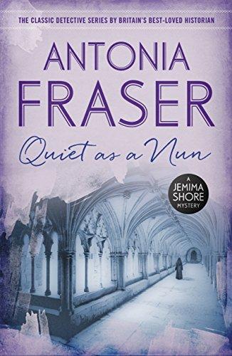 Quiet as a Nun: A Jemima Shore Mystery (English Edition)