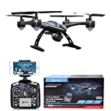 Valentines Sale! Contixo F5 WiFi FPV Quadcopter Drone w/HD Camera, Live Video for Aerial Photography, Altitude Hold, Auto Return, for Expert Pilots & Beginners- Best Gift