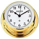 Wempe Chronometerwerke Skiff Schiffsuhr CW070003