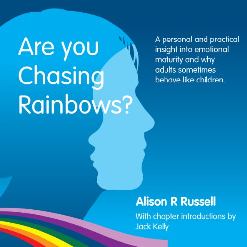 Are You Chasing Rainbows? audiobook cover art