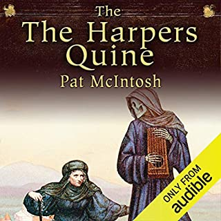 The Harper's Quine cover art