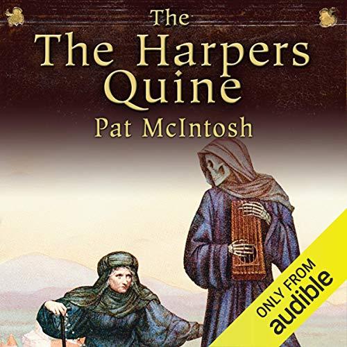 The Harper's Quine audiobook cover art