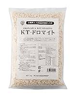 肥料 沖縄県北大東島産珊瑚化石粒 カルシウム肥料 KT-ドロマイト 1kg