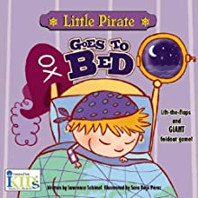 Little Pirate Goes to Bed