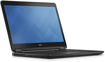 Dell Latitude E7450 14in FHD Business Laptop Computer, Intel Core i5-5300U Up to 2.9GHz, 8GB RAM, 256GB SSD, Backlit Keybo...