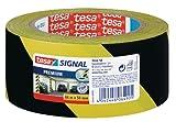 TESA 58130-00000-00 cinta para impresora de etiquetas - Cintas para impresoras de etiquetas (Negro sobre amarillo, PVC, 66 m, 50 mm)