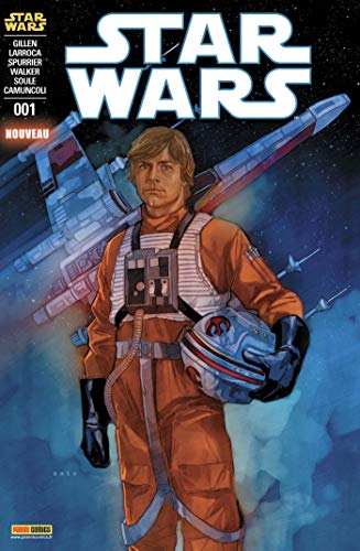 Star Wars n°1 (couverture 1/2)