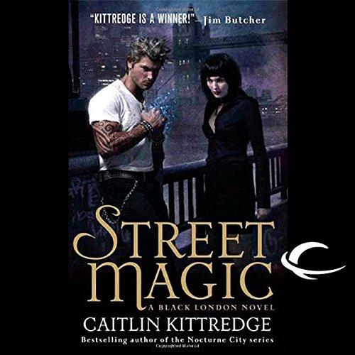 Street Magic: Black London, Book 1