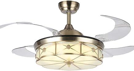 Cuisine & Maison Lustres Fan lumière macarons LED