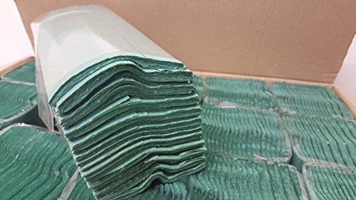 Green Paper Hand Towels C fold 2520 tissues