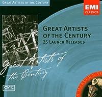 Great Artist of the Century