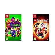 Product 1: Embark on an all-new LEGO adventure by becoming the best villain the universe has seen in LEGO DC Super-Villains. For the first time, a LEGO game is giving players the ability to play as a super-villain throughout the game, unleashing misc...