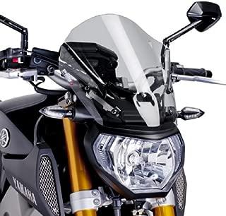 puig naked new generation windscreen yamaha fz 09