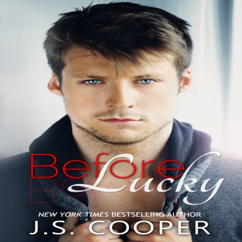 Before Lucky audiobook cover art