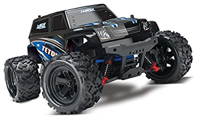 Traxxas 1/18 LaTrax Teton 4X4 Electric Monster Truck with TQ 2.4GHz Radio
