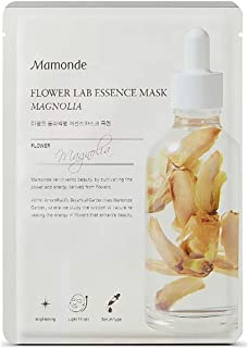 Mamonde Flower Lab Essence Sheet Mask Facial Treatment