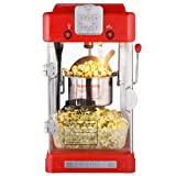 6074 Great Northern Popcorn Machine Máquina de palomitas de maíz estilo retro, 70.87 g