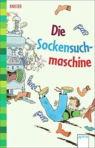 Die Sockensuchmaschine von Knister (1. Mai 2012) Broschiert