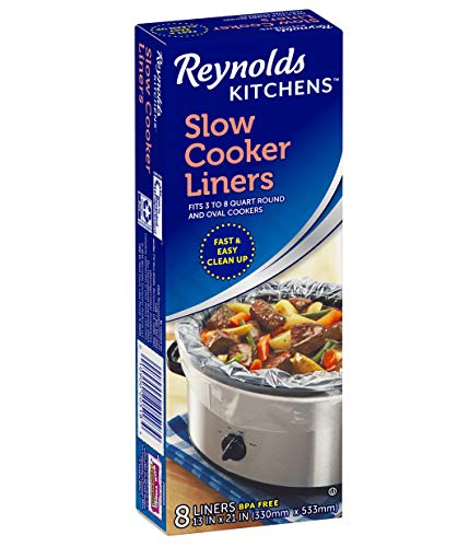 Reynolds Slow Cooker Liners - 3 Box Pack