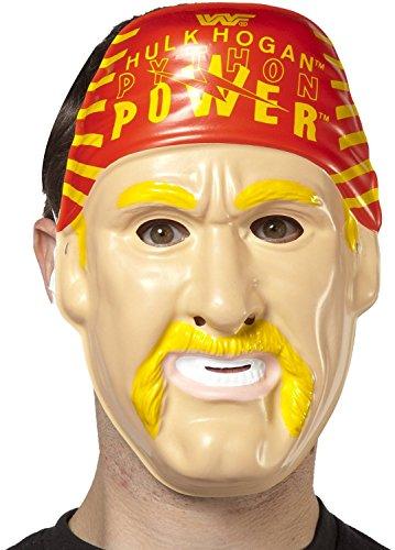 MyPartyShirt Hulk Hogan WWE PVC Mask