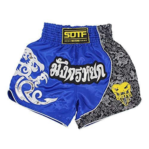 Nvshiyk Fitness Muay Thai Shorts...