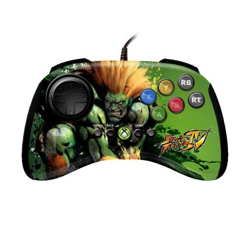 Mad Catz Street Fighter IV FightPad - Blanka - Volante/mando