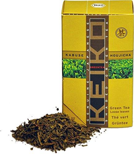 Bio Kabuse Houjicha Grüner Tee geröstet - Keiko Green Tea