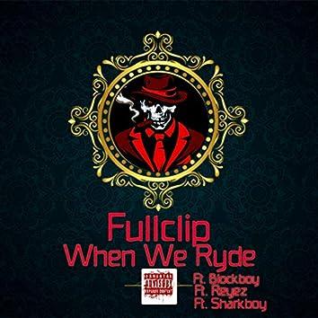 When We Ryde