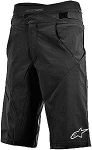 Alpinestars Pathfinder de la Hombres Pantalones Cortos, Hombre, Color Black/Cool Gray, tamaño 32