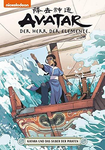 Avatar – Der Herr der Elemente 20: Katara und das Silber der Piraten