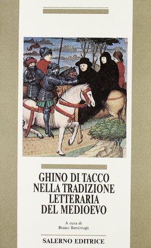 Ghino di Tacco nella tradizione letteraria del Medioevo (Omikron)