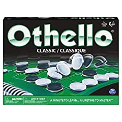 Simple instructions allow for a quick start, but exciting, challenging and engaging gameplay assures this game never gets old This is the original, classic version of Othello that strategy game enthusiasts have come to love Othello is a great tool fo...